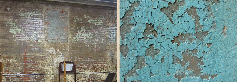 エイジング塗装の施工事例